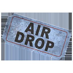 Airdrop Ticket