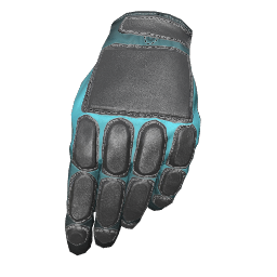 Aquatic Dream Padded Gloves