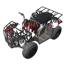 Back Spatter ATV