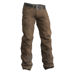 Baggy Brown Jeans