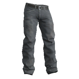Baggy Grey Jeans