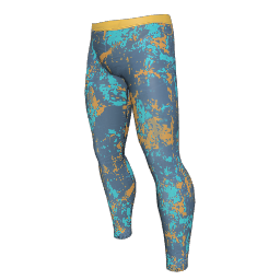 Battle Royale Splatter Leggings