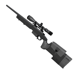 Black Sniper Rifle