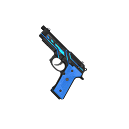 Blue Light Special M9