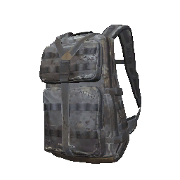 Blue Military Backpack