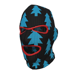 Blue Pines Ski Mask