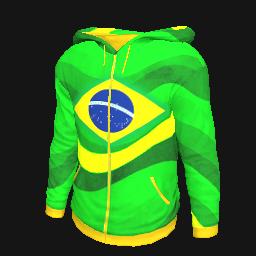 Brazil Hoodie