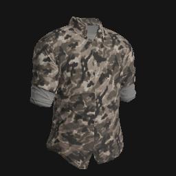 Camo Tan Flannel Shirt