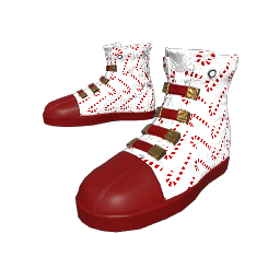Candy Cane Freestyle Sneakers