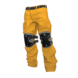 Chain Gang Padded Pants