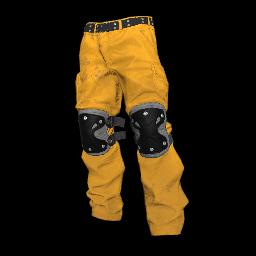 Chain Gang Padded Pants