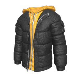 Chain Gang Puffy Jacket