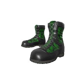 Challenger's Hardcore Combat Boots