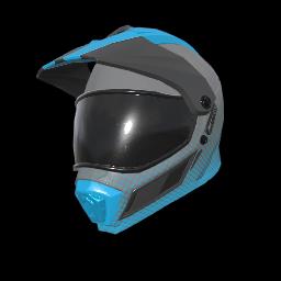 CLG Motocross Helmet