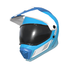 Cloud9 Motocross Helmet