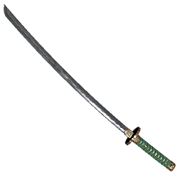 Copper-Handled Katana