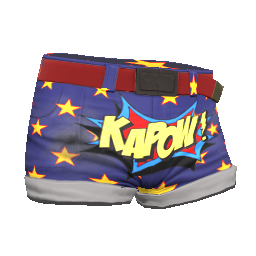 Crunk_Muffin Shorts