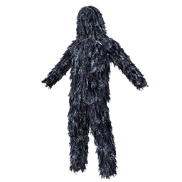 Dark Mode Ghillie Suit