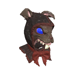 Dark Rabbit Mask