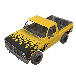 Darkfire Pickup Truck