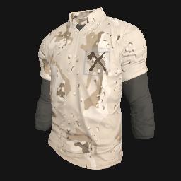 Desert Warfare Polo Shirt