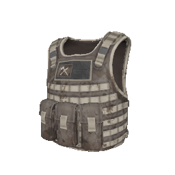 Desert Warfare Tactical Body Armor