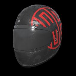 Devil's Advocate Motorcycle Helmet