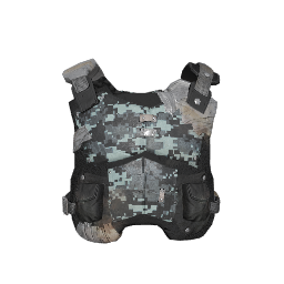 Digital Camo Makeshift Armor