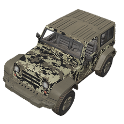 Digital Camo Offroader