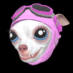 Dogracer Lola Mask