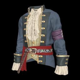 Dread Pirate Coat