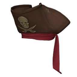 Dread Pirate Helmet