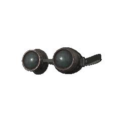 Dusty Steampunk Goggles