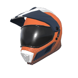 Echo Fox Motocross Helmet