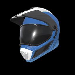 Epsilon Motocross Helmet