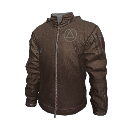 Faded Bronze Tactical Jacket
