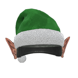 Festive Elf Ears Helmet