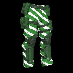 Festive Military Pants