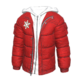 Festive Puffy Jacket