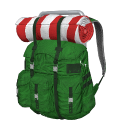 Festive Survivor Backpack