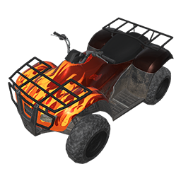 Fire Hazard ATV