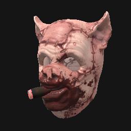 Frankenswine Mask