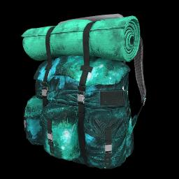 Galactic Survivor Backpack