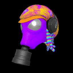 Galaxy Fumigator Mask