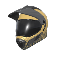 GankStars Motocross Helmet