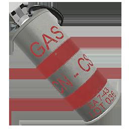 M47 Gas Grenade
