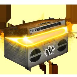 Gold Apocalypse Crate