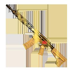 Gold Showdown 2017 AR-15