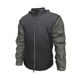 Gray Tactical Jacket