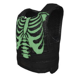 Green Bone Body Armor